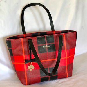 Kate Spade New York - Plaid - Hawthorne Lane Tote